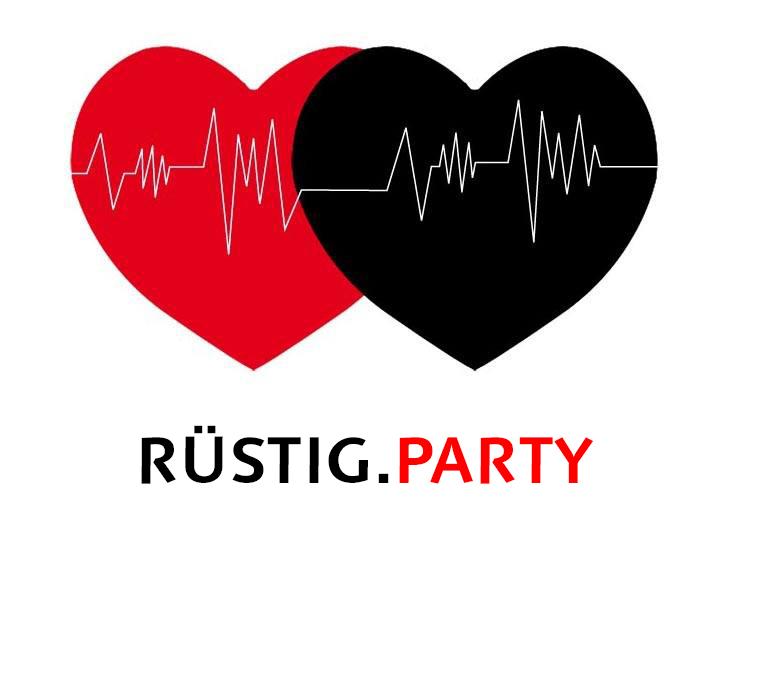 Rüstig Party   Freitag 29. Jan 216