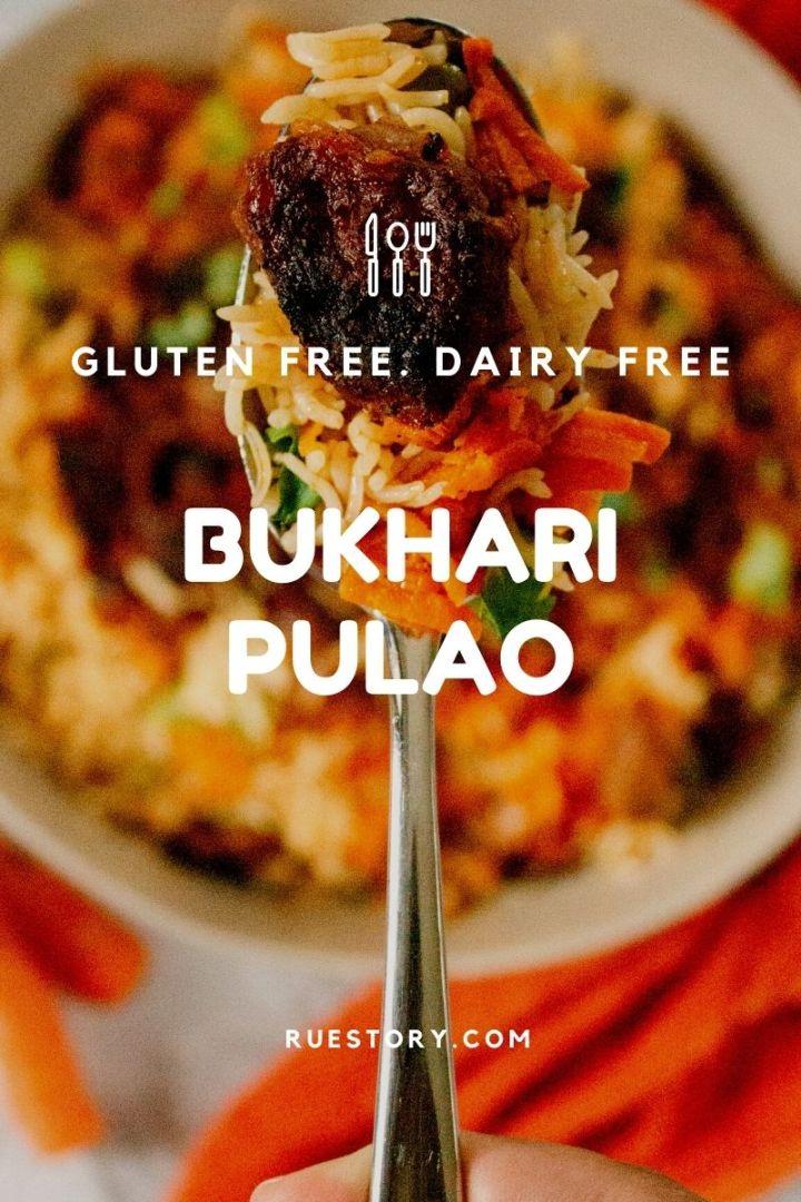 Bukhari Pulao