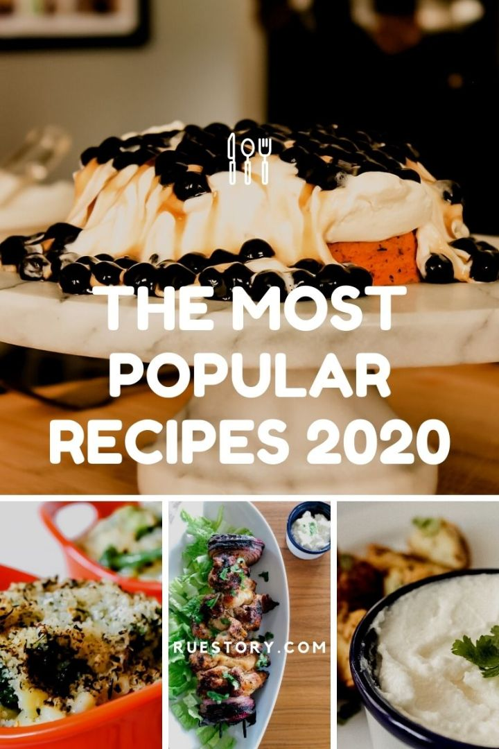 Top Recipes of 2020