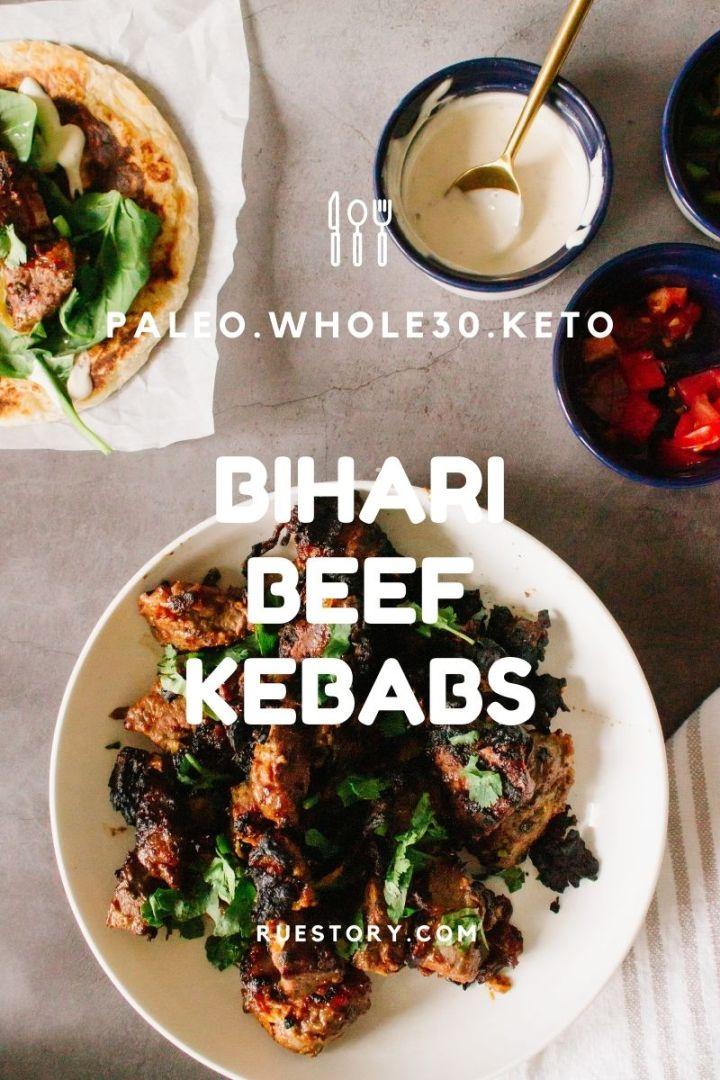 Bihari Kebab (Paleo, Keto)