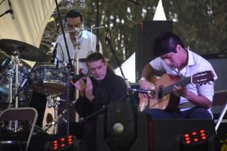 Elohim Flamenco Jazz - photo by Diego Beltrán