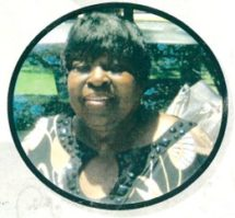 Josephine Hampton-Caldwell 1941-2018