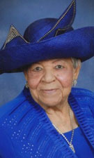 Dorothy Juanita Curry – 1923-2019