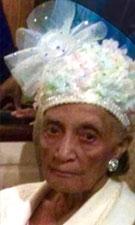 Eula Faye Robinson Johnson – 1929-2019