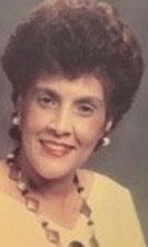 Sammye Louise Ford Smith – 1934-2019