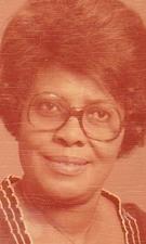 Sarah White – 1919-2020