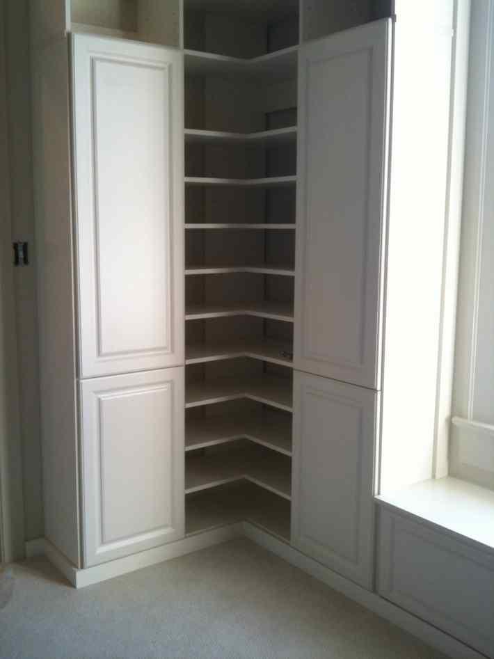 walk in closet solutions