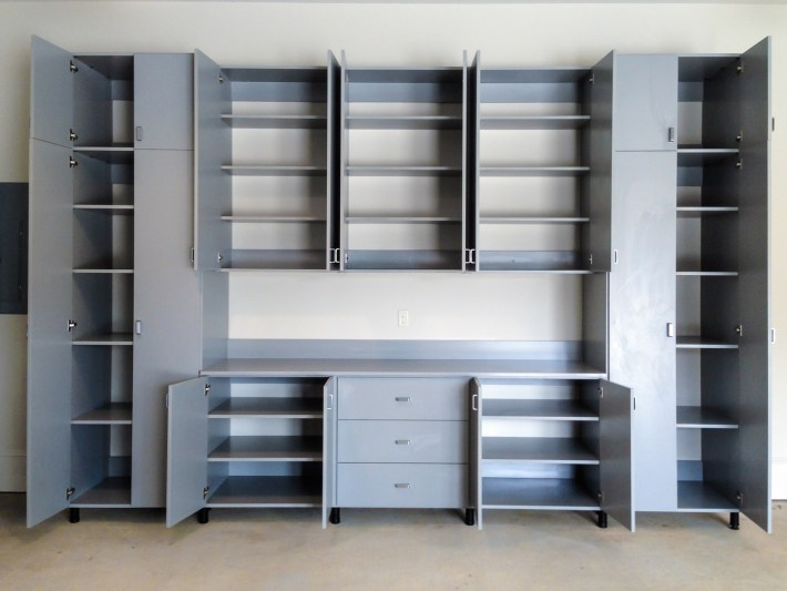 garage shelving systems