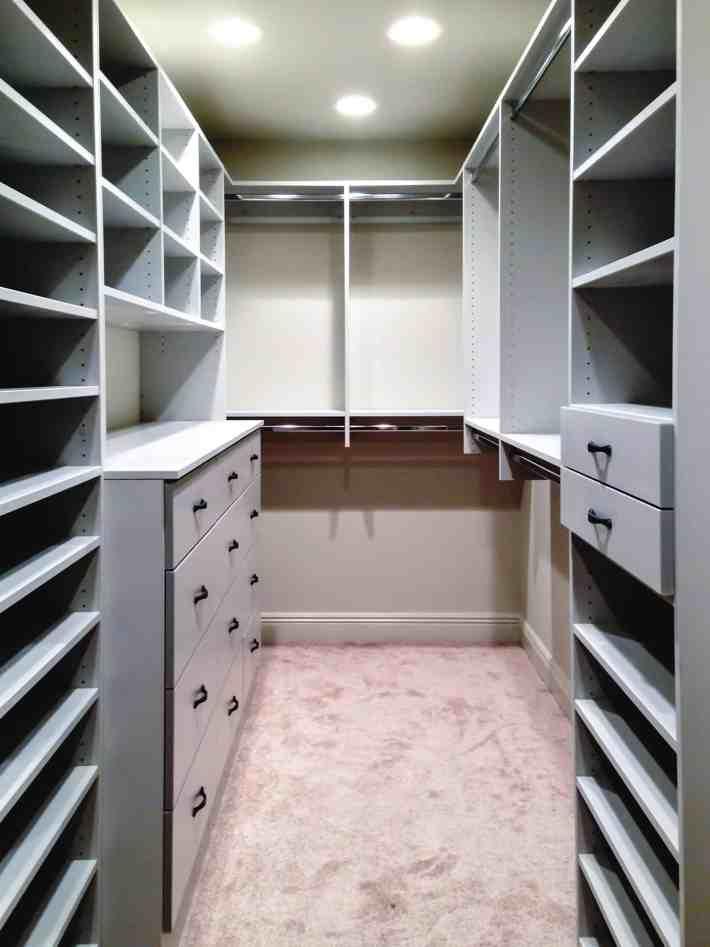 Storage Closet Design