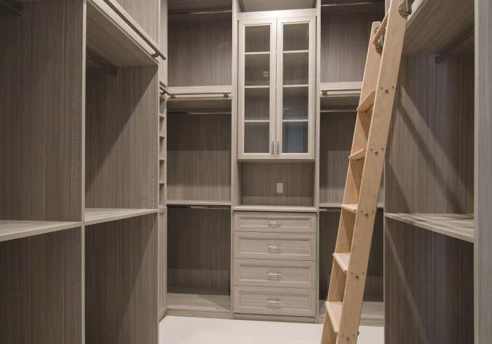 Custom Made Closets