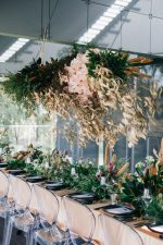 This Larger-Than-Life Floral Installation is a Work of Art