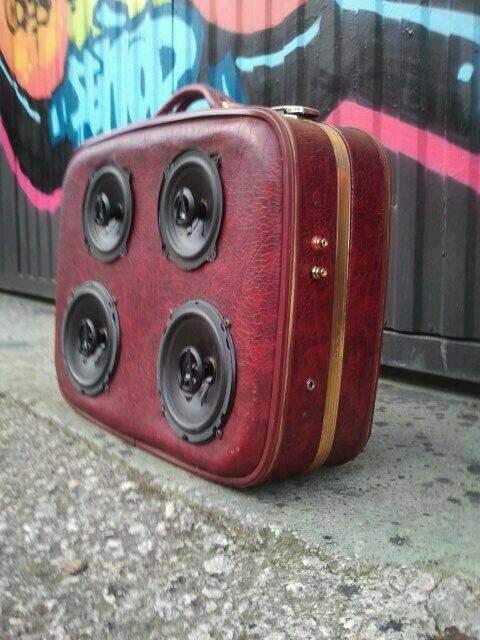 LUME Boombox
