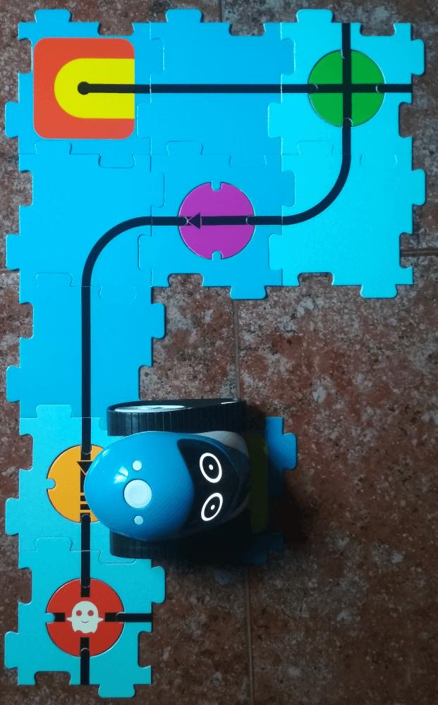 Circuito personalizado con WOKI