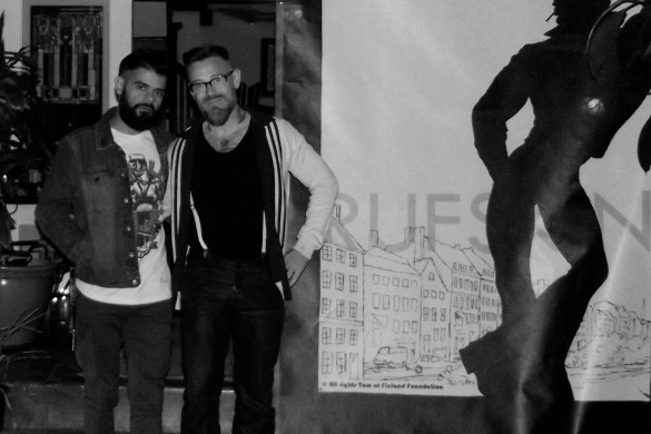 Our Tom of Finland Foundation collab turns 4.