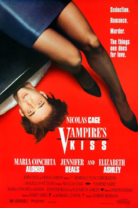 The Rufus Project Redeeming Features Cast: Vampire's Kiss (1988)