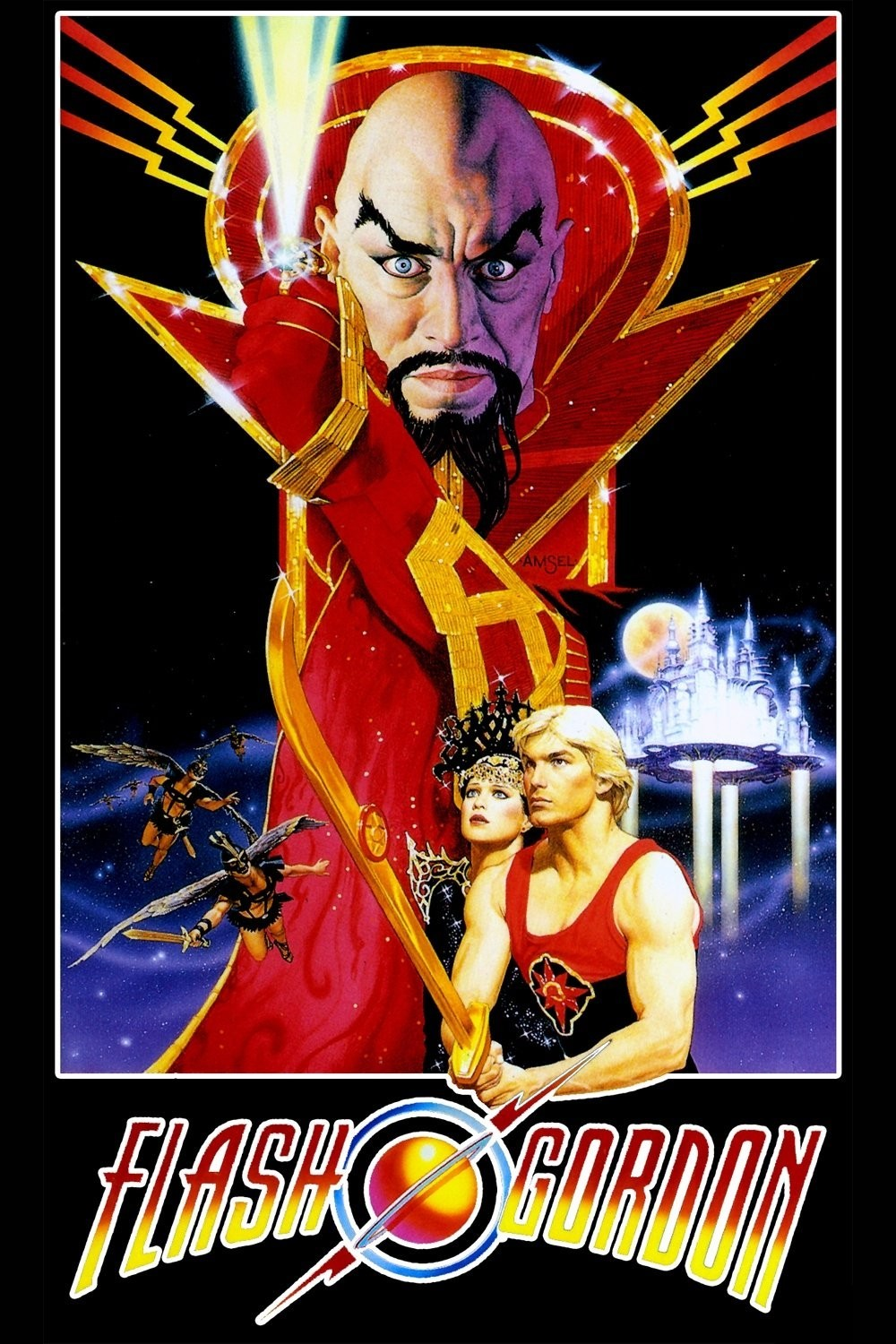 The Rufus Project Redeeming Features Cast:  Flash Gordon (1980)