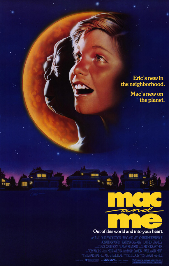 The Rufus Project Redeeming Features Cast:  Mac and Me (1988)