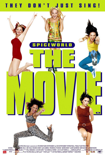 The Rufus Project Redeeming Features Cast: Spice World (1997)