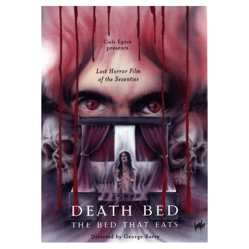 The Rufus Project Redeeming Features Cast: Death Bed: The Bed That Eats (1977)