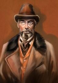 Sir Malcolm Penny Dreadful