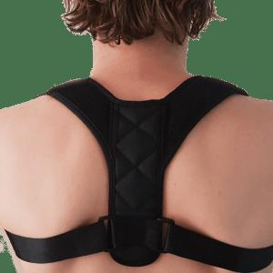 Rugbrace achterkant
