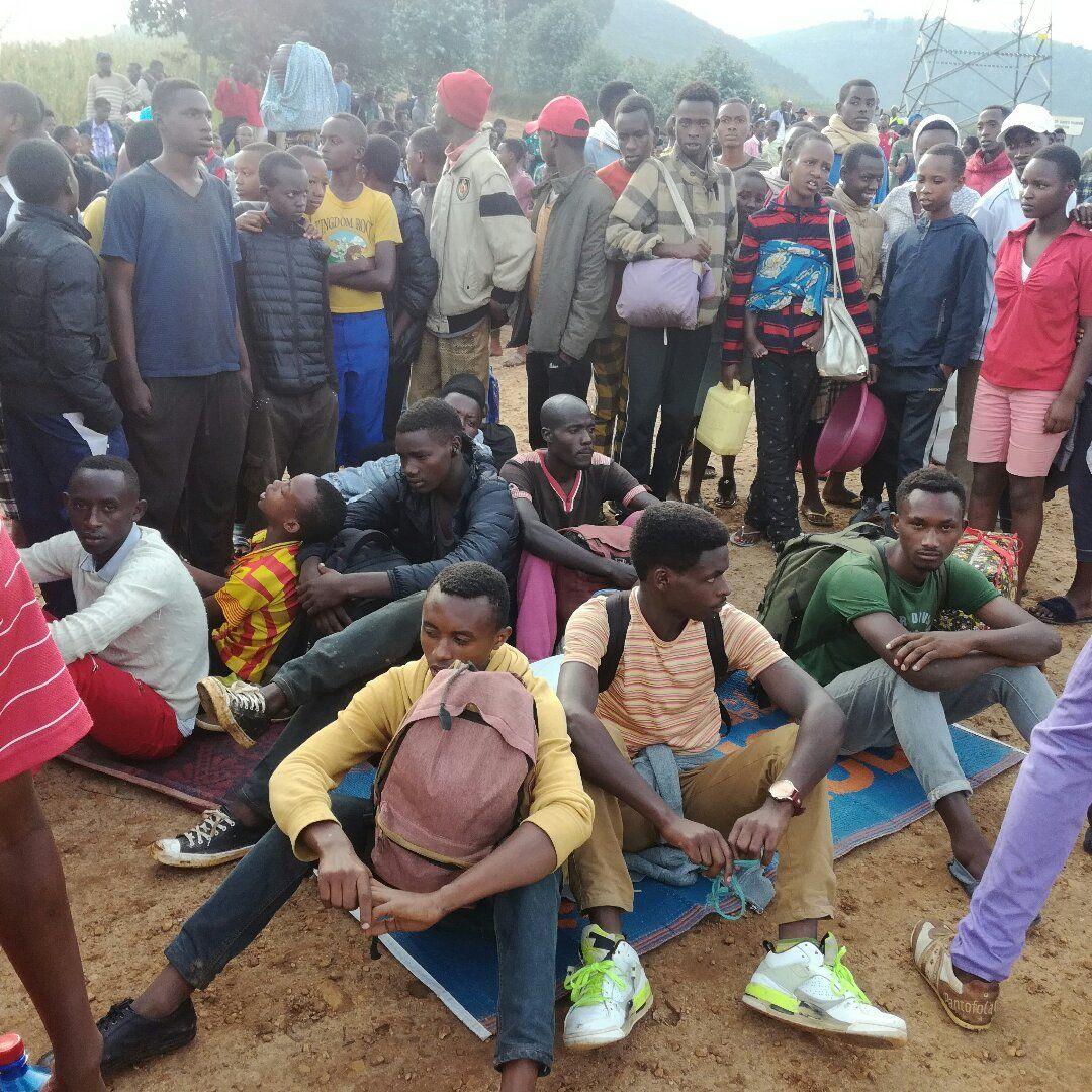 Ninde wazanye ziriya mpunzi z'abakongomani mu Rwanda?