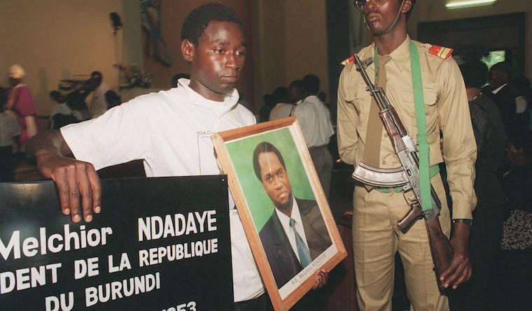 Leta ya Perezida Nkurunziza igomba kubwira abarundi uwishe Perezida Ndadaye