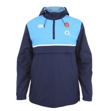Canterbury England RFU Shower Jacket 6 Nations 2016