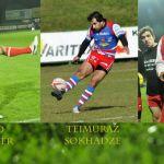 Najlepsi w 2011 roku: DAVID CHARTIER (zawodnik) TOMASZ PUTRA (trener)