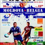 Mołdawia – Belgia w sobotę na żywo 12.00