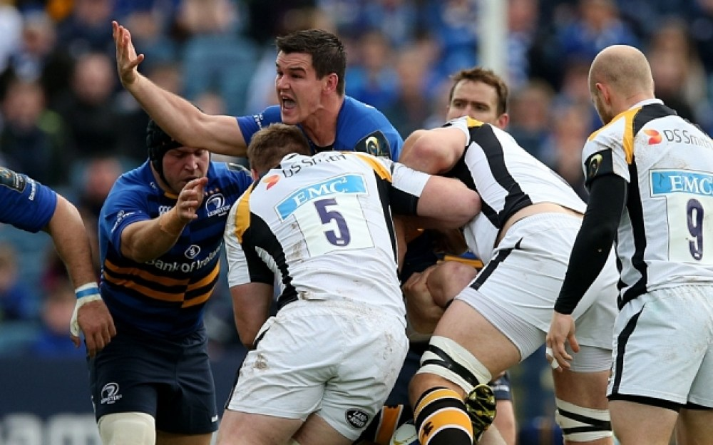 Leinster Rugby v Wasps - European Champions Cup - Pool Five - RDS Arena