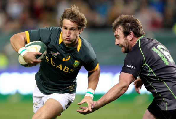 South Africa v World XV