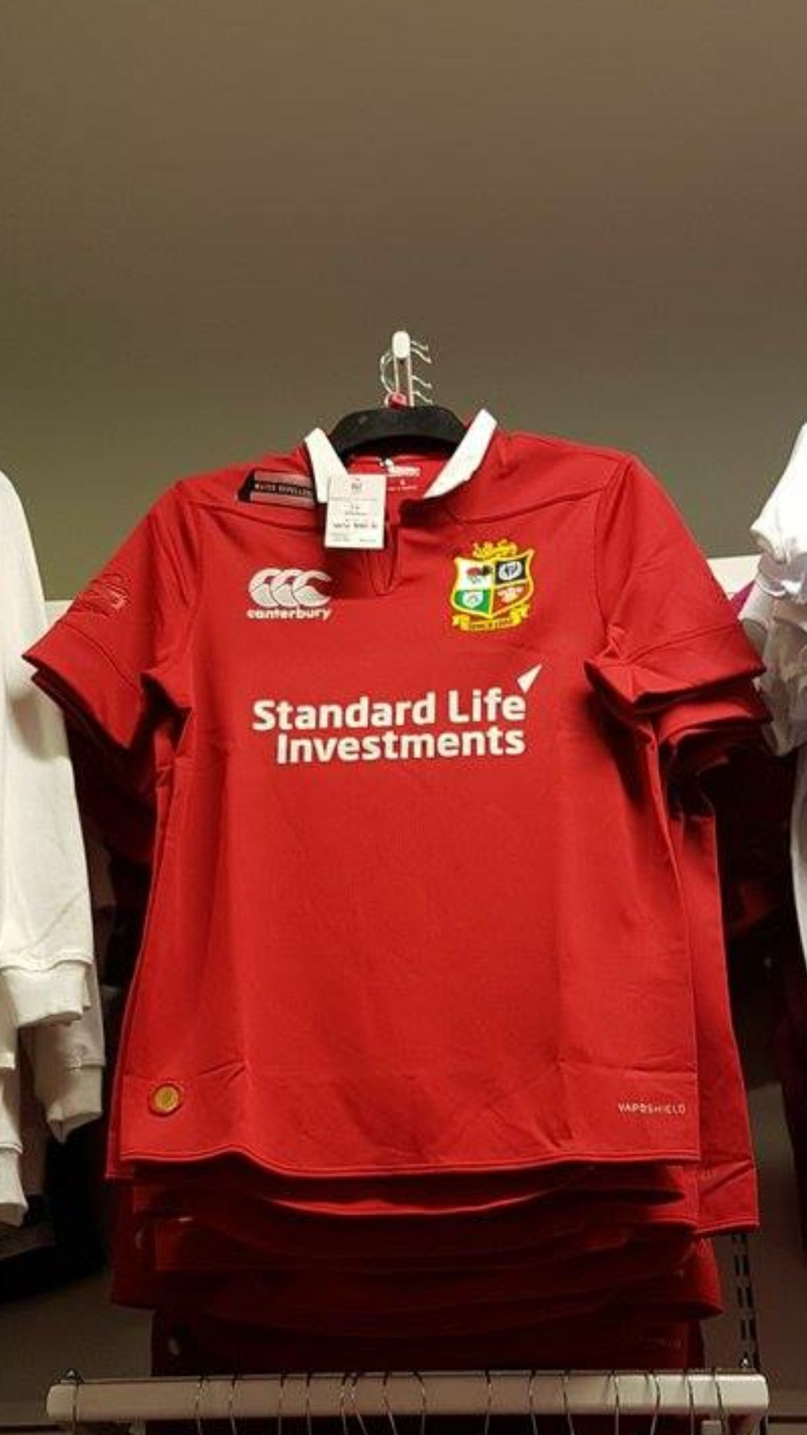 new lions shirt