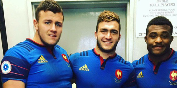 Former Irish Rugby Star's Son Named In French Six Nations Squad