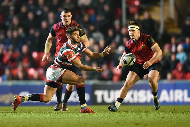 Leicester Tigers v Munster - European Rugby Champions Cup Pool 1 Round 4