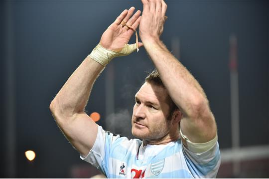Racing 92 Release Statement Following Ali Williams Cocaine Arrest