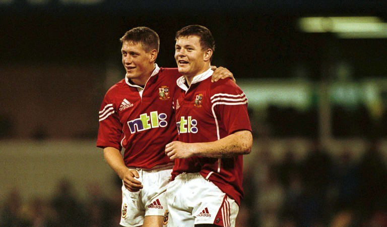 Brian O'Driscoll & ROG Rip The Absolute P*ss Out Of Austin Healey Over 'That' Story