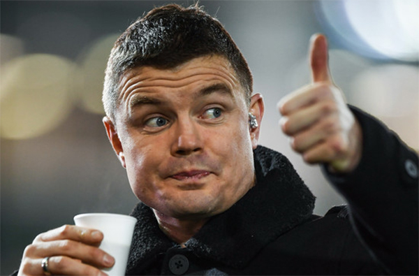 Brian O'Driscoll Had Some Serious Praise For A Certain Young Munster Star Last Night