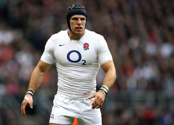 James Haskell Reveals His Incredible 3750 Calorie Daily Diet