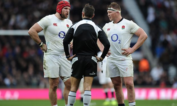 Eddie Jones Lashes Out At Referee Roman Poite Over Italy Performance