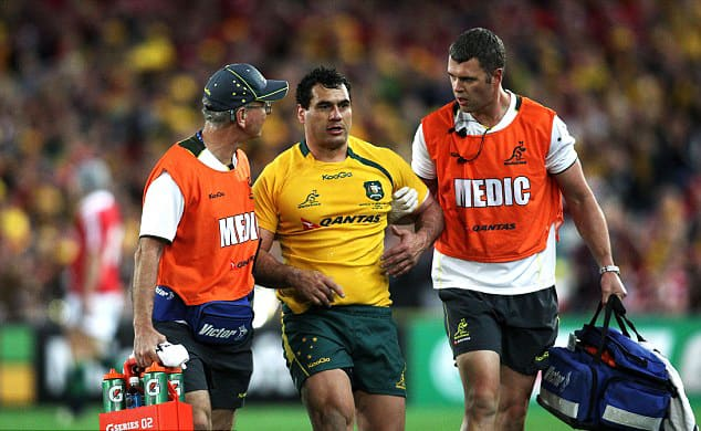 Australian Rugby To Trial Blue Card System