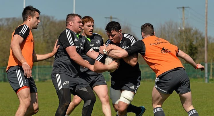 Former Munster Forward Set To Return To Ireland