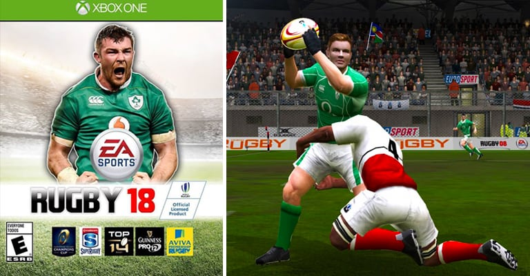 The Reaction To Our Petition For An EA Rugby Game Has Been Incredible