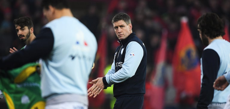 Ronan O'Gara Receives Lengthy Ban From LNR For Touchline Incident