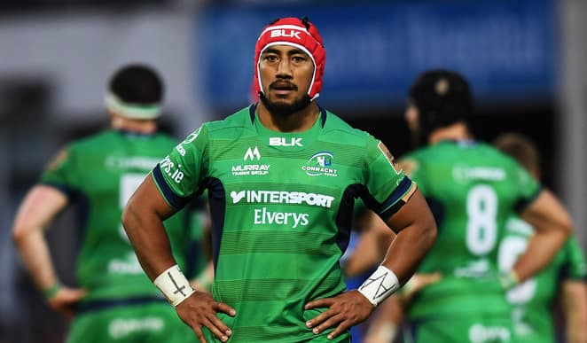Former Irish International Lashes Out At Bundee Aki's 'Puke Inducing' Approach To International Rugby