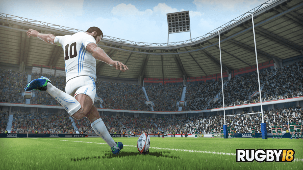 We're Finally Getting A New Rugby Game For PS4, Xbox One & PC