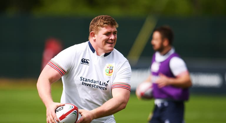 Tadhg Furlong's Lions Teammates Have Come Up With A New Name For Him