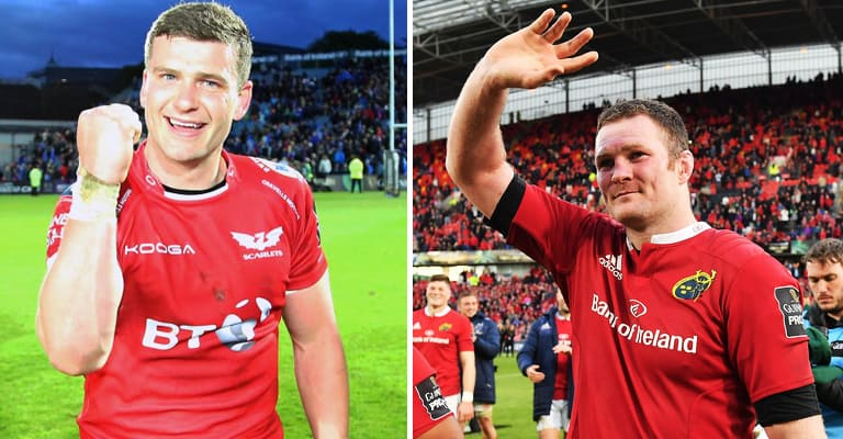 Here's Who Gets To Wear Red & Who Gets The Home Dressing Room For PRO12 Final