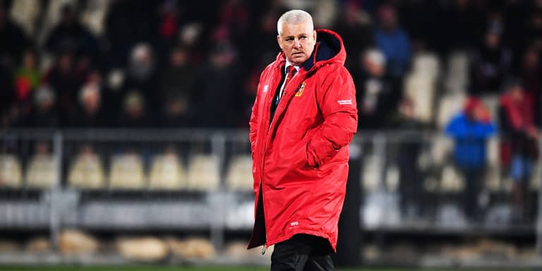 Warren Gatland Reveals His Coaching Ambitions After He Leaves Wales In 2019