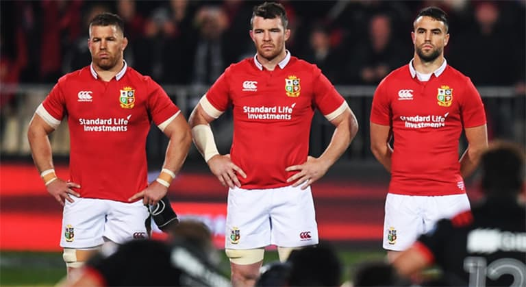 Welsh Journalist Picks Irishman As The First Name On Gatland's Teamsheet